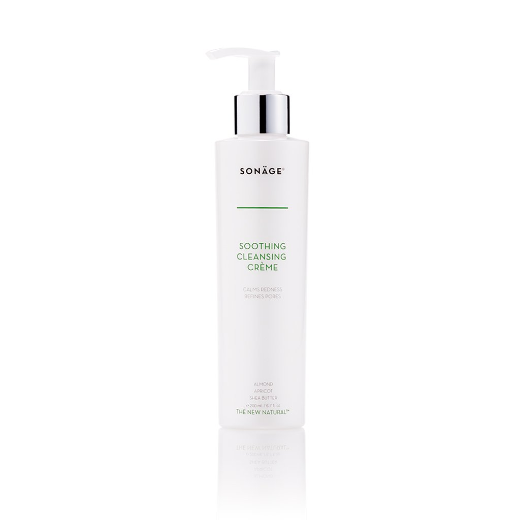 Natural, Gentle Facial Cleanser