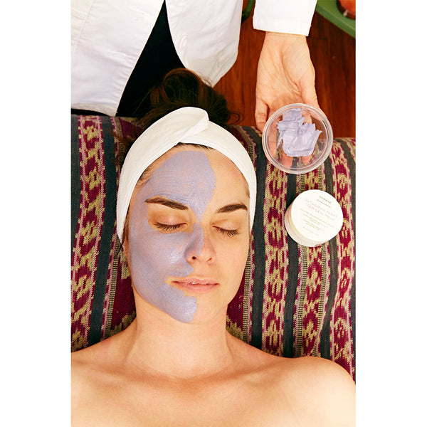 European Facial with Extractions and High Frequency