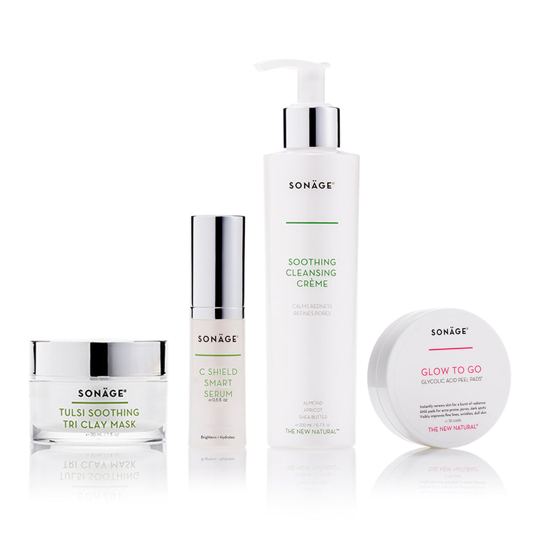Decongest & Clarify Home Facial Kit