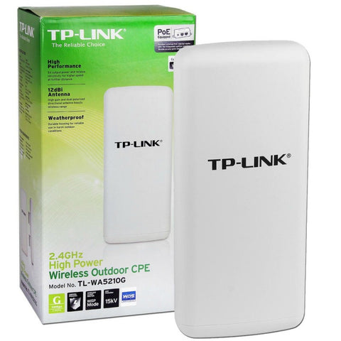 Access point TP LINK para exteriores WA7210N