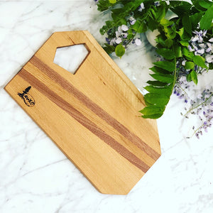 Geo - Geometric Serving & Cutting Board