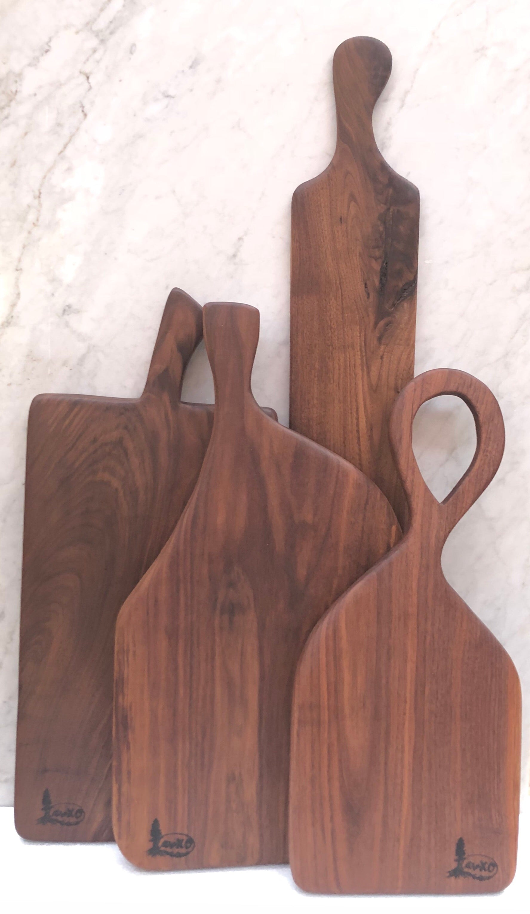 Point Reyes - Large Walnut Cutting & Cheese Board
