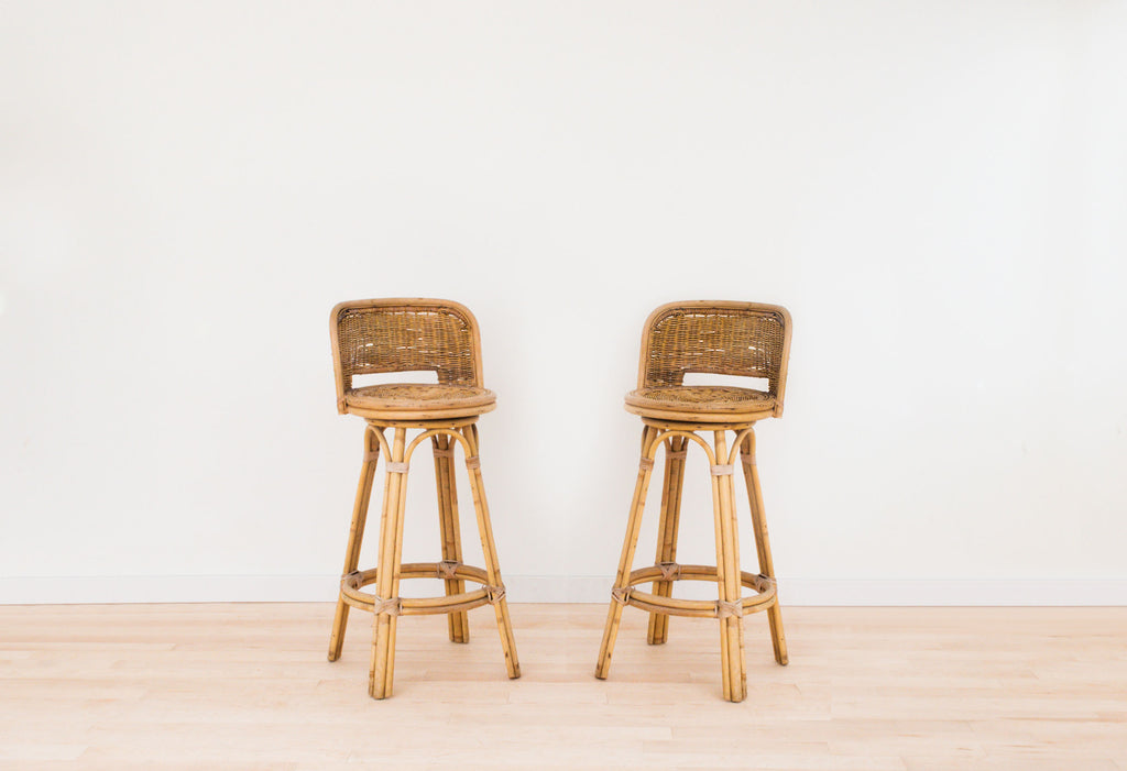 Rental - Vintage Bar Stools (2 available)