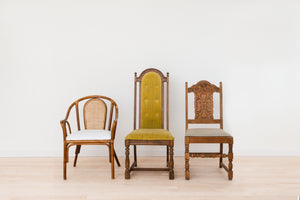 Rental - Eclectic chairs (small sample of our fleet)