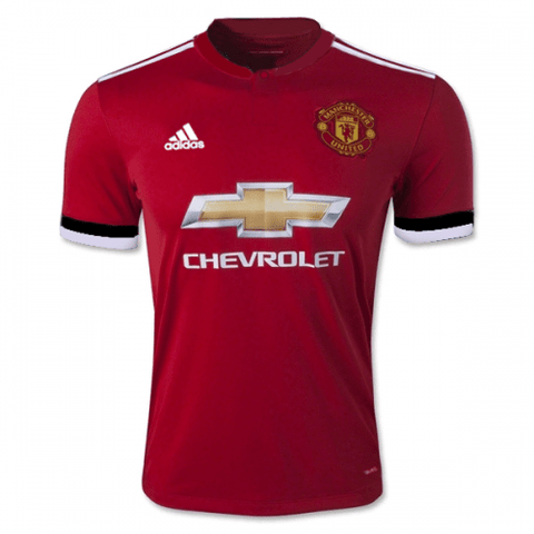 17/18 - Manchester United Jersey - Cheap Soccer Wholesale Jerseys, Shirts, Uniforms, Outfits