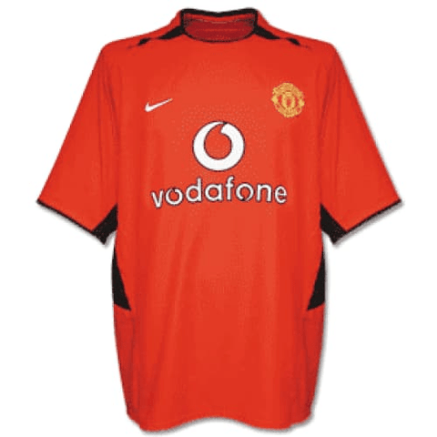 02/03 - Manchester United Jersey [RETRO JERSEY] - Cheap Soccer Wholesale Jerseys, Shirts, Uniforms, Outfits