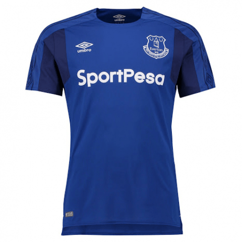 17/18 - Everton Jersey - Cheap Soccer Wholesale Jerseys, Shirts, Uniforms, Outfits