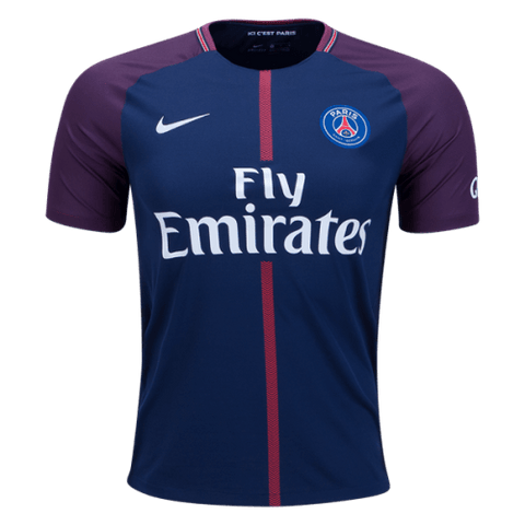 17/18 - Paris Saint-Germain Jersey - Cheap Soccer Wholesale Jerseys, Shirts, Uniforms, Outfits