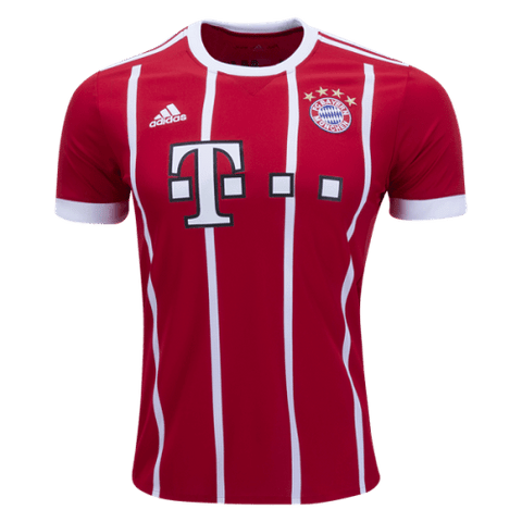 17/18 - Bayern Munich Jersey - Cheap Soccer Wholesale Jerseys, Shirts, Uniforms, Outfits
