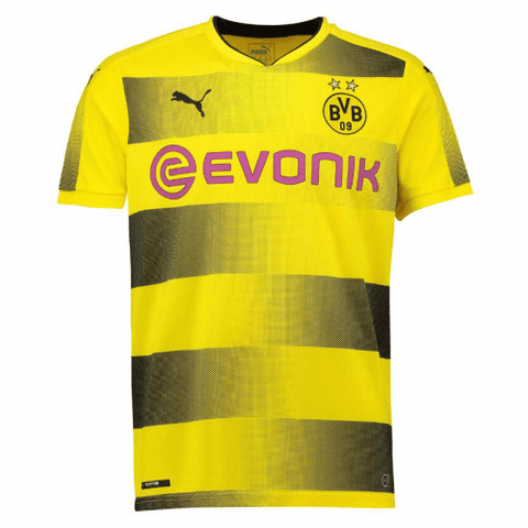 17/18 - Borussia Dortmund Jersey - Cheap Soccer Wholesale Jerseys, Shirts, Uniforms, Outfits