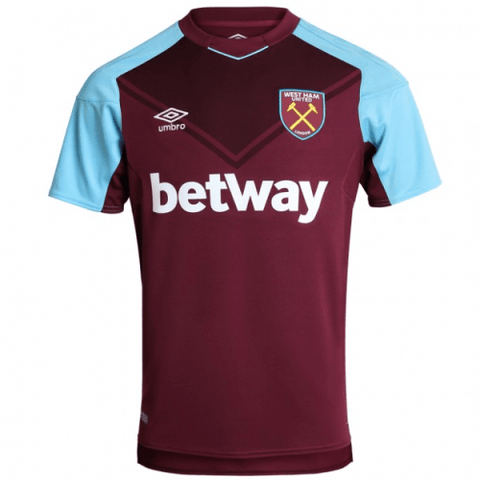 17/18 - West Ham United Jersey - Cheap Soccer Wholesale Jerseys, Shirts, Uniforms, Outfits