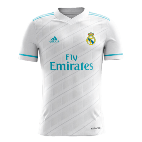 17/18 - Real Madrid Jersey - Cheap Soccer Wholesale Jerseys, Shirts, Uniforms, Outfits
