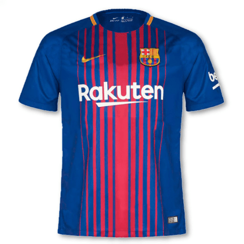 17/18 - FC Barcelona Jersey - Cheap Soccer Wholesale Jerseys, Shirts, Uniforms, Outfits