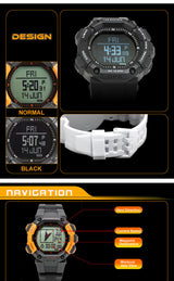 GPS Navigation Running Watch
