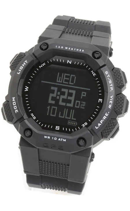 GPS Navigation Digital multi-function Watch