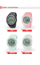3D Pedometer watch for walking