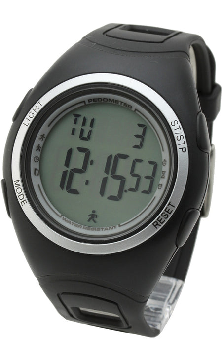pedometer walking watch