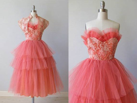 1950s party/prom dress