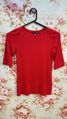 Frankie Top- Red