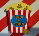 Popping Pop Corn Brooch