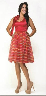 SALE! Christmas Tinsel Dress- WAS $185- LAST ONE SIZE S