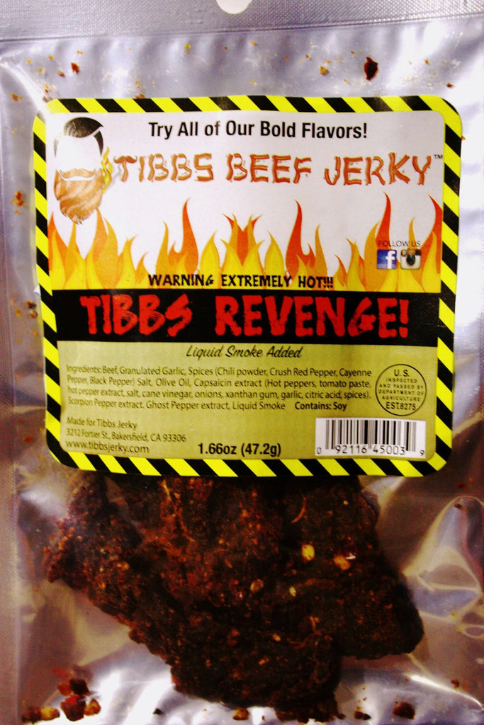 Worlds hottest lab Tested TIBBS REVENGE!