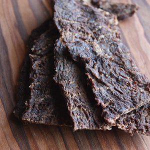 Beef Jerky - Not Your Typical Teriyaki