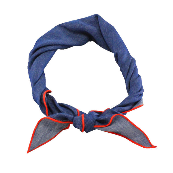 Fine And Dandy Chambray Neckerchief