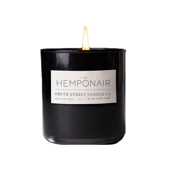 Smith Street Candle Co. x The Hemponair Cannabis-Scented Candle