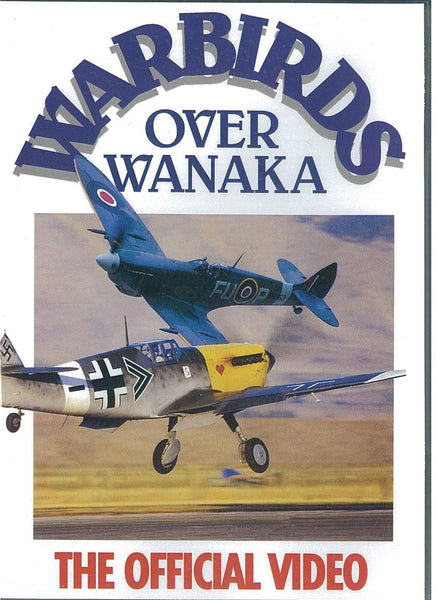 DVD Official Airshow 1992