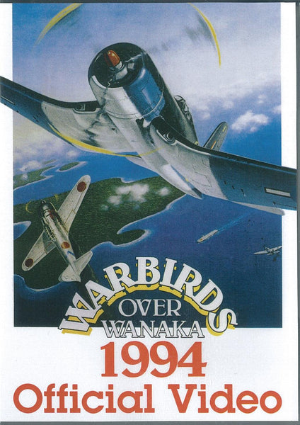 DVD Official Airshow 1994
