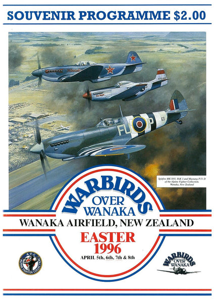 Official Airshow Printed Programme 1996