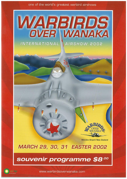 Official Airshow Printed Programme 2002