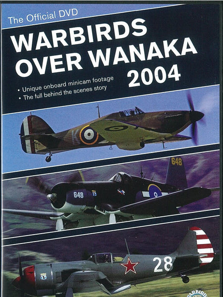 DVD Official Airshow 2004