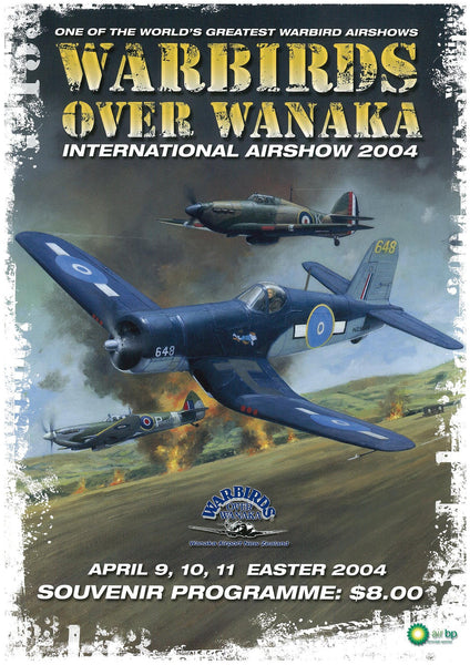 Official Airshow Printed Programme 2004