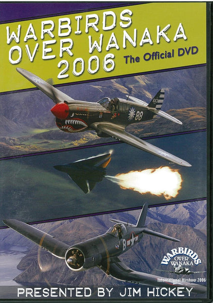 DVD Official Airshow 2006