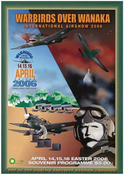 Official Airshow Printed Programme 2006