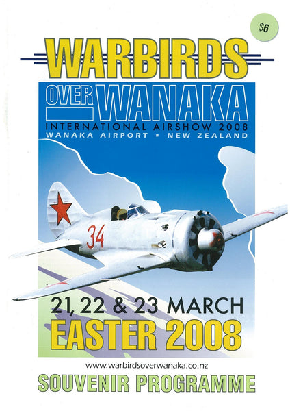Official Airshow Printed Programme 2008