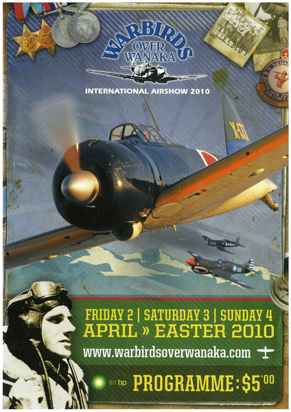Official Airshow Printed Programme 2010