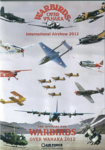DVD Official Airshow 2012