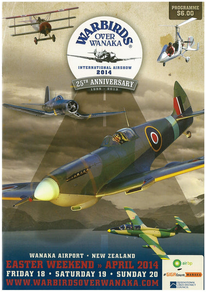 Official Airshow Printed Programme 2014