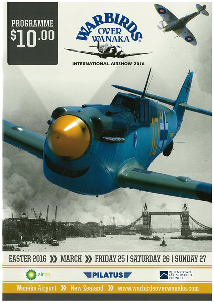 Official Airshow Printed Programme 2016