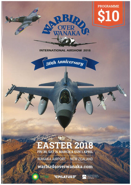 Official Airshow Printed Programme 2018