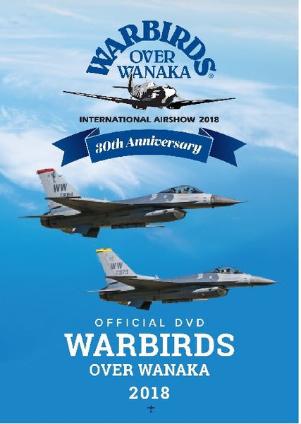 A DVD Warbirds Official 2018