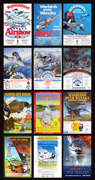 Poster Set all Airshows