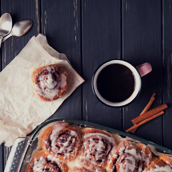 Cinnamon Sticky Buns Coffee