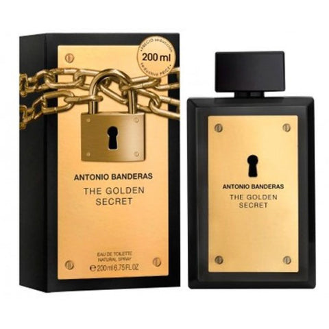 The Golden Secret 200ml , Antonio Banderas