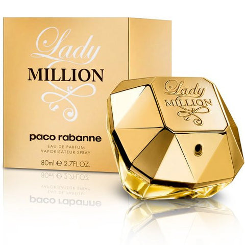 Lady Million 80ml EDP , Paco Rabanne