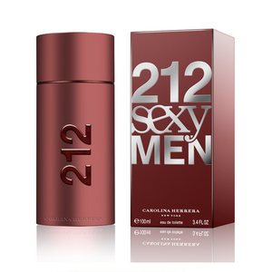 212 Sexy Man 100ml , Carolina Herrera, [price],