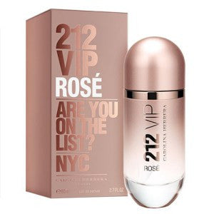 212 Vip Rose 80ml , Carolina Herrera, [price],